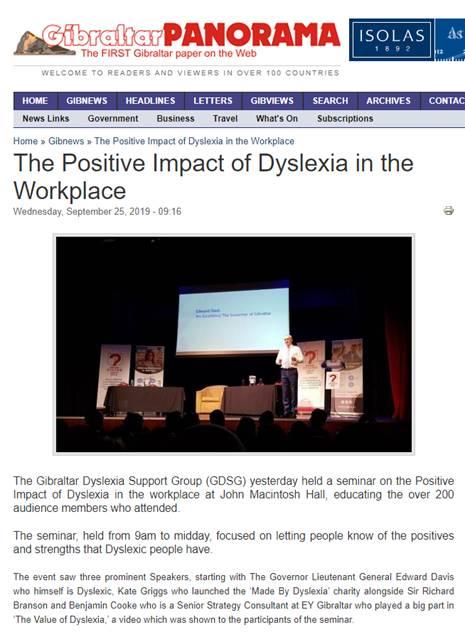 Hyperion - Dislexia Seminar